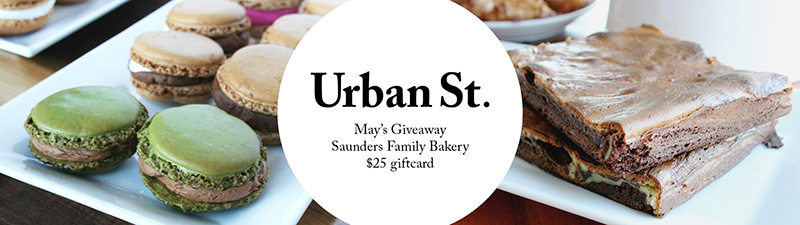 Urban St. Giveaway