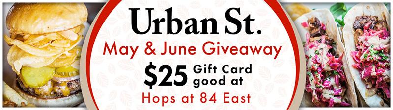 Urban St. Giveaway