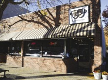 photo of JP's Coffee and Espresso Bar exterior