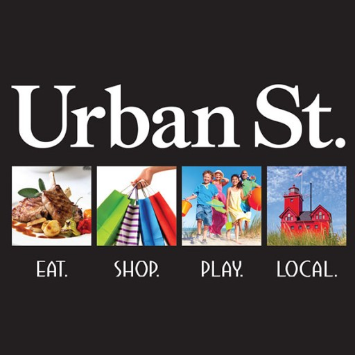 Urban St. magazine; Eat. Shop. Play. Local.