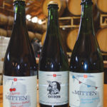 Virtue Cider bottles