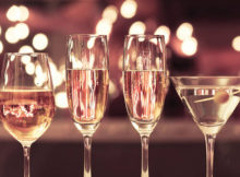 Wine & Martini glasses
