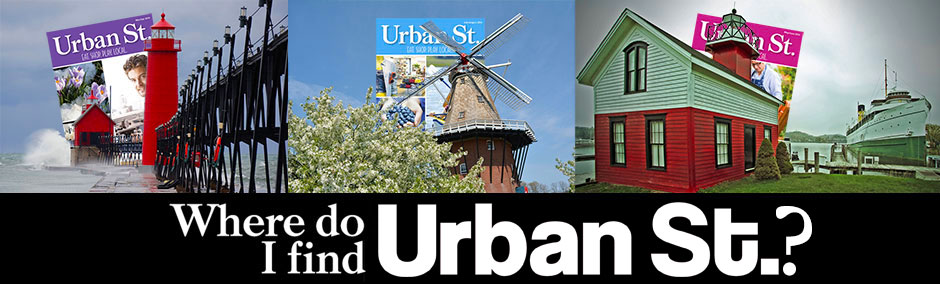 Where do I find Urban St. Magazine?