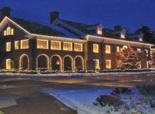 Winterfest at the mansion. Photo: The Felt Estate