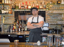 Bowdies Chophouse Chef Chris Doebler