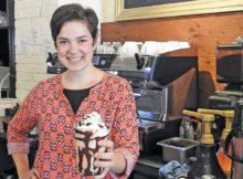 Respite Cappuccino manager Marlee Alexander