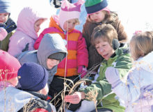 Community Foundation Outdoor Education