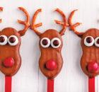 Reindeer Cookie Pops