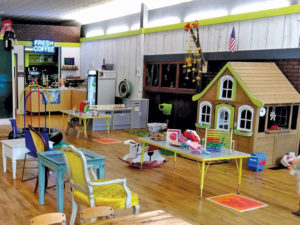 Square Play Cafe