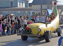 Saugatuck Whootville Parade