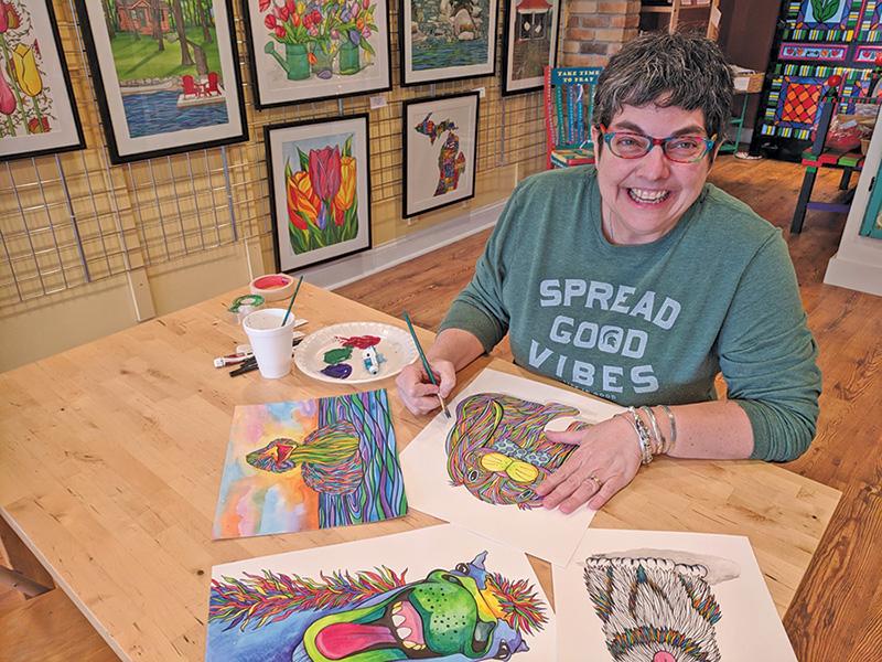 Carolyn Stich