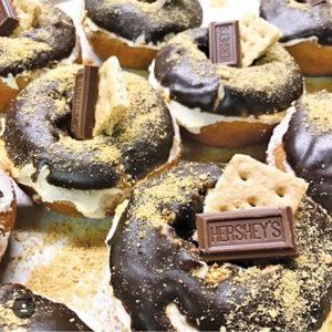 S'mores doughnuts, deBoer Bakkerij, Holland Photo: deBoer Bakkerij