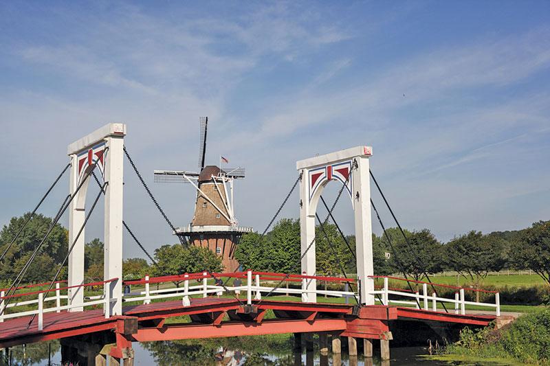 15 things DeZwaan Windmill and Drawbridge