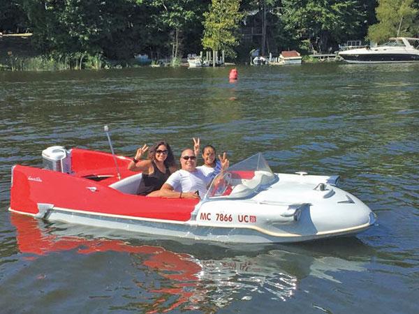 Retro Boat Rentals
