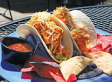 The Butler Deck tacos