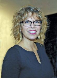 Kristin Armstrong, executive director