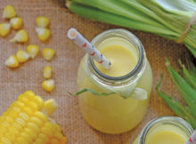 Sweet Corn Smoothie