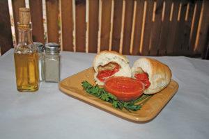 Pereddies Pepperoni roll