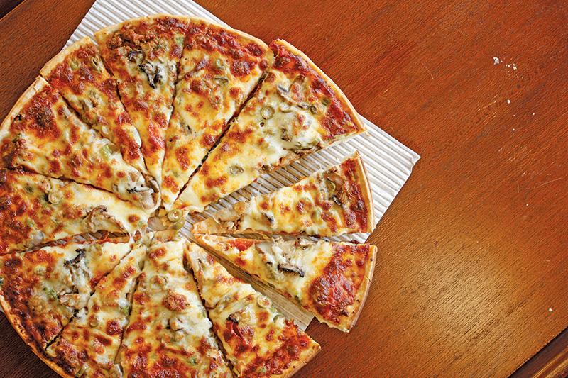 Mario's Pizza & Spaghetti House
