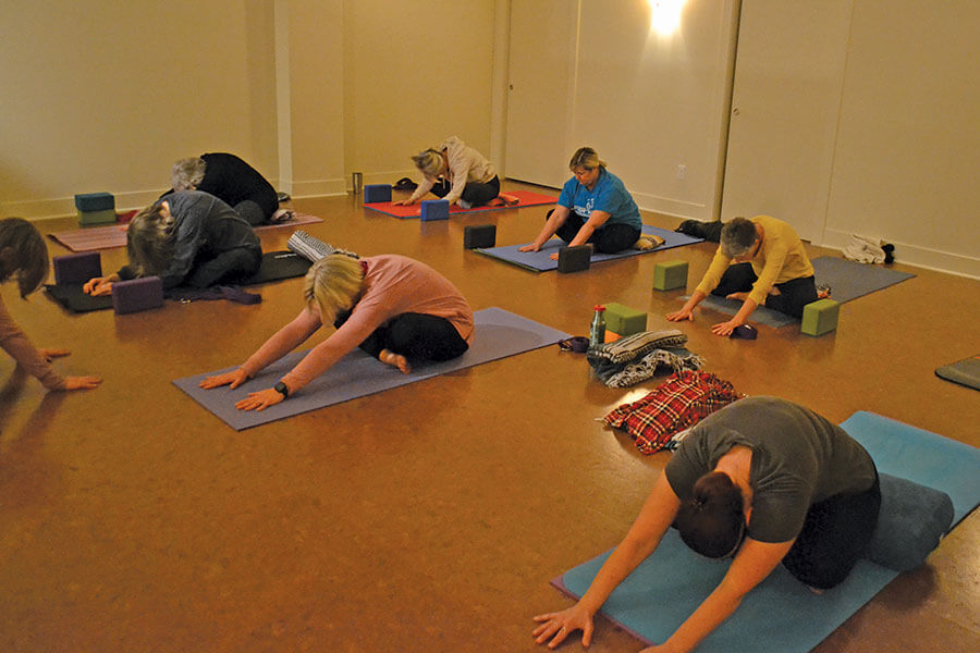 Bodhi Tree Yoga & Wellness Studio