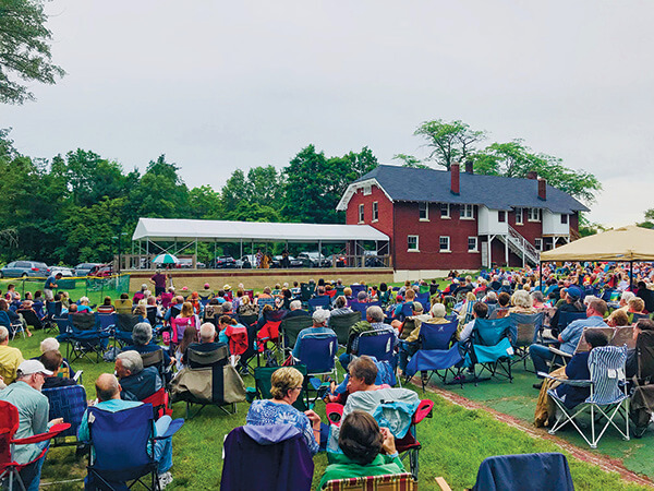 Thursdays at the Felt Summer Concert Series
