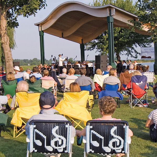 Music at The Point, Spring Lake