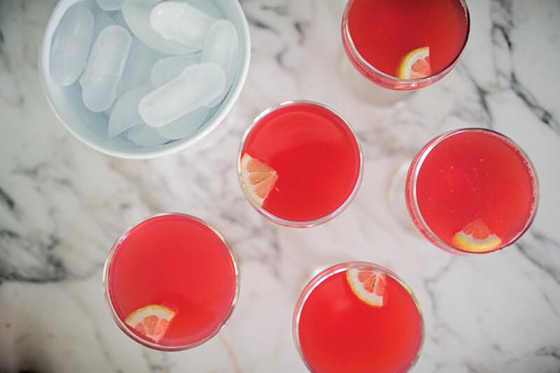 Sour Cherry Lemonade