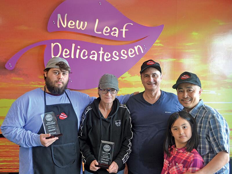 New Leaf Deli