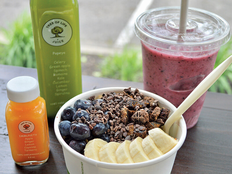 Tree of Life Juice products