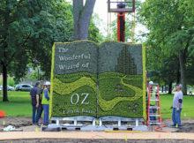 Holland debuts new Wizard of Oz exhibit