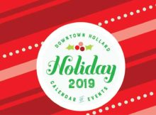 Holland Holiday calendar of events 2019