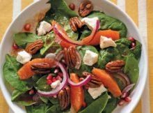 Fustini's holiday salad