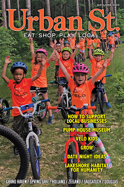 May 2020 Urban St magazine