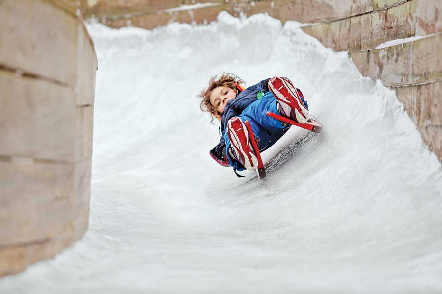 Muskegon Luge Adventure Sports Park, Muskegon