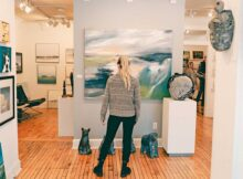 Button Art Gallery, Douglas