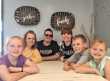 The Church family