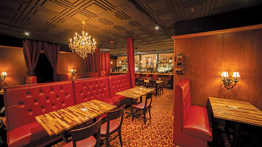 Capone's Speakeasy & Pizzeria