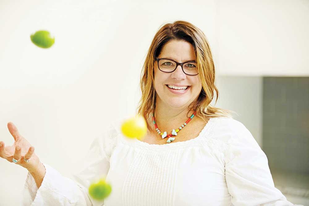 Christina Powers, chef & owner, The Farmhouse Deli & Pantry, Douglas