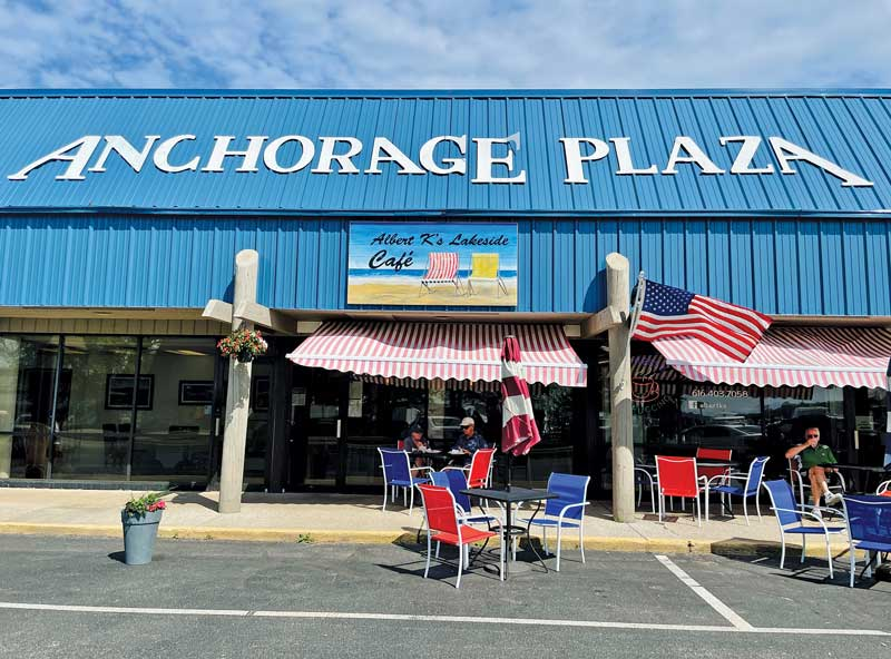 Anchorage Plaza