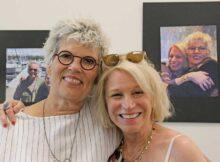 Marjyjo Lemanski (left) and Karen Levine